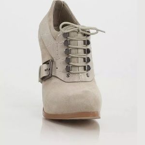Guess by Marciano Shoes - Guess by Marciano NEVA OXFORD BOOTIE SZ 9 $218